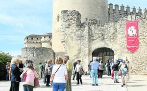 El número de visitantes a Cuéllar ha aumentado el 22,5% en 2018