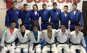 El Judo Club Doryoku organiza la primera de las cuatro concentraciones urbanas