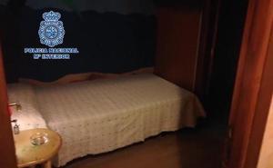 La Policía Nacional libera a una mujer con discapacidad intelectual prostituida en un club de alterne de Ávila