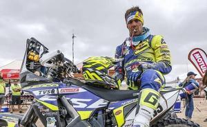 Lorenzo Santolino, la sensación del Dakar en su debut