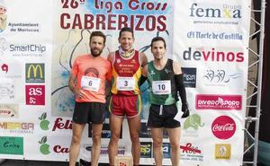 Alberto Marcos y Verónica Sánchez vuelven a ganar y ya son campeones de la Liga de Cross de Cabrerizos