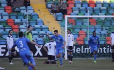 El Fuenlabrada vence en el Helmántico y pone fin a la racha del Salamanca CF (1-2)