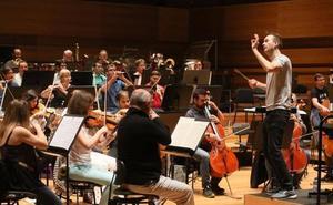 La historia de la Sinfónica de Castilla y León, a través de sus álbumes