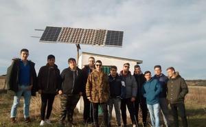El Centro Integrado Río Tormes trabaja en un proyecto para fomentar las instalaciones fotovoltaicas en la provincia