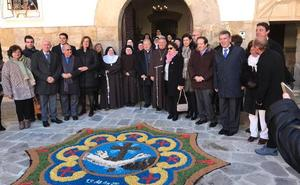 Carrión celebra los 400 años de Santa Clara