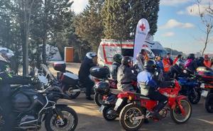 Cruz Roja atiende a 46 personas, cuatro de ellas trasladadas al hospital, durante Pingüinos