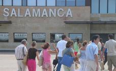 El aeropuerto de Matacán ofrecerá este año vuelos charter a la 'Rusia Imperial'