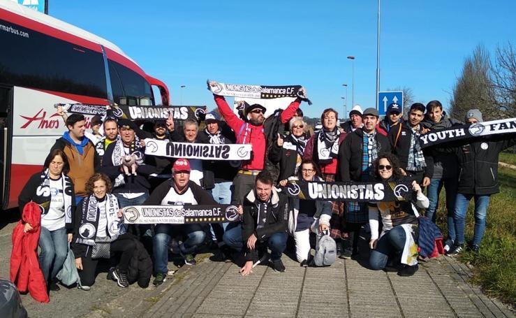 Pontevedra- Unionistas