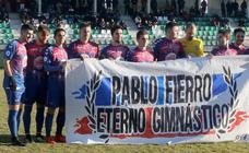 Cómoda victoria de la Gimnástica Segoviana ante el Briviesca (4-0)