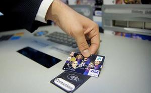 El Banco de España saca a la luz 19 millones de tarjetas de débito en manos de clientes