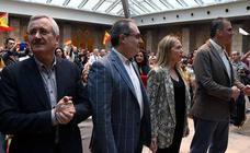 Vox muestra músculo en Burgos a pesar de las protestas