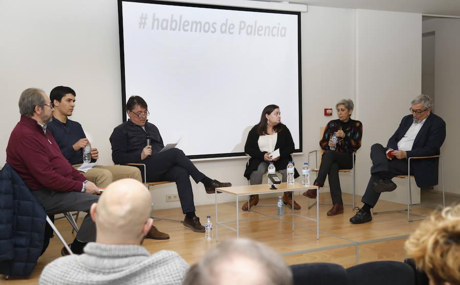 Hablemos de Palencia nace con vocación de motor para un cambio integral en la ciudad