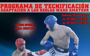 Curso para adaptarse a las reglas WAKO amateur en Salamanca