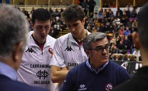 Paco García ya suma 50 triunfos como entrenador del CBC Valladolid