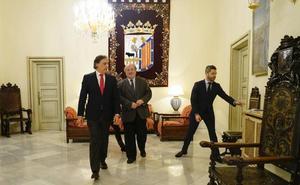 El Ayuntamiento de Salamanca se define como principal mecenas del VIII Centenario de USAL