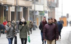 Las temperaturas seguirán bajas y se prevén precipitaciones en forma de nieve el viernes en Palencia