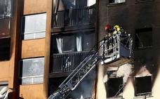 Seis detenidos por el incendio que causó 3 muertos en Badalona