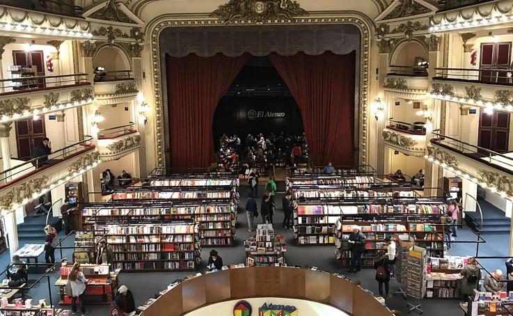 Así es la librería más bella del mundo