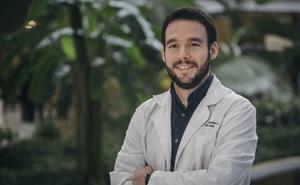 El neurólogo vallisoletano David García Azorín, reelegido coordinador de la Sociedad Española de Neurología
