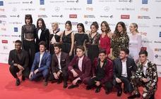 Los concursantes de 'OT 2018' cantan en los Premios Forqué