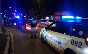 Un conductor cuadruplica la tasa de alcohol permitida en Valladolid