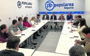 El PP prepara pleno de candidaturas a los 209 municipios de la provincia
