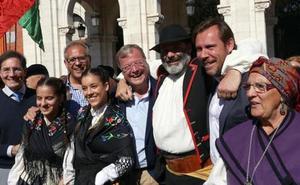 Silván recuerda a Puente que «sin León no hubiera España» y no consentirá su planteamiento