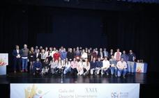 La Universidad de Salamanca celebra la XXIX edición de los Premios del Deporte Universitario