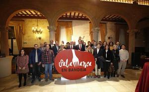 Puesta de largo del Club de Promoción del Producto 'Salamanca en bandeja'