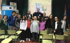 El Grupo Yllera acerca el programa 'Empresa Familiar en las aulas' al Instituto La Merced
