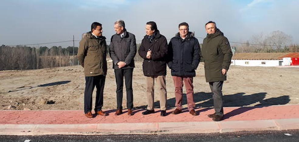 La Junta invierte 126.000 euros en la mejora de la seguridad vial en el acceso a Arévalo