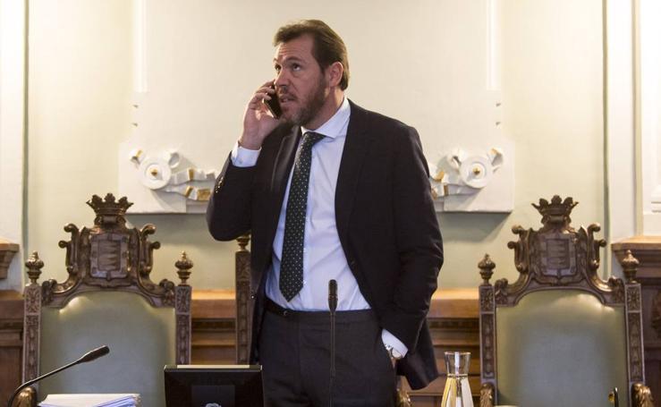 El pleno del Ayuntamiento de Valladolid aprueba el presupuesto municipal para 2019