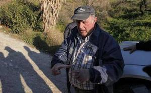 El responsable de la empresa que hizo el pozo de Málaga: «Lo dejé tapado con una piedra»