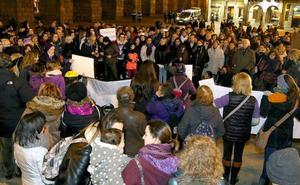 El colectivo feminista de Segovia reivindica los avances de la legislación de igualdad