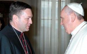 El Papa Francisco acepta la renuncia de Raúl Berzosa a la diócesis de Ciudad Rodrigo