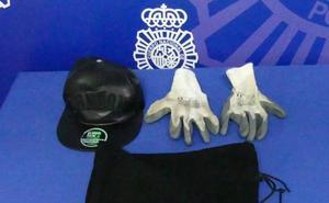 Dos detenidos tras ser sorprendidos cuando inetntaban forzar la puerta de un bar en Salamanca