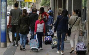 La Junta prepara un recorte de 19 plazas en las plantillas docentes