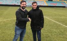 El delantero Asdrúbal refuerza el ataque del Salamanca CF cedido por el Alcorcón