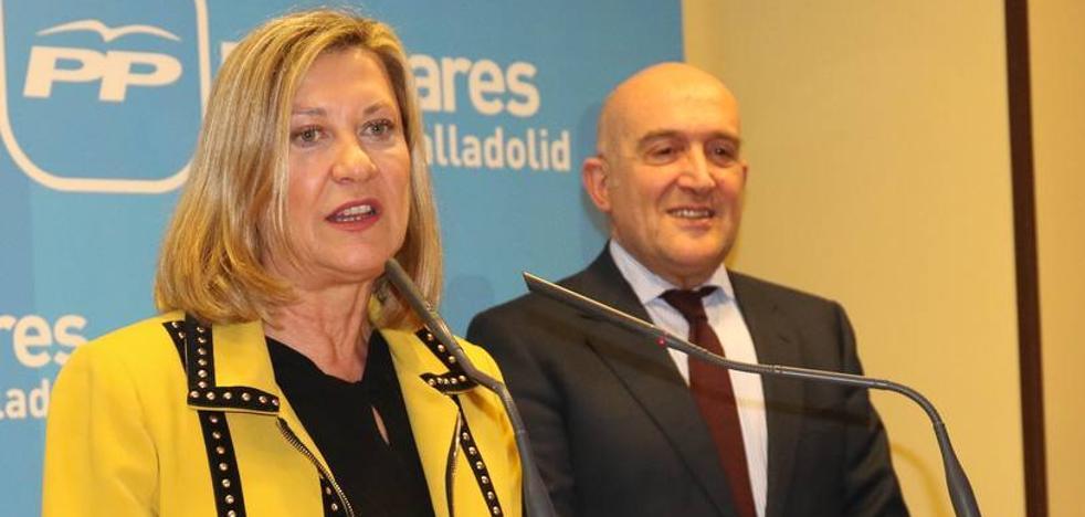 Del Olmo cambiará el convenio para poder soterrar el tren si es alcaldesa