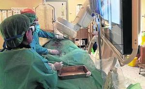 El Hospital reduce en menos de tres años la espera para operarse de 66 a 48 días