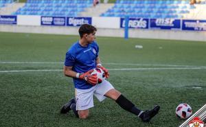 El portero sub-23 Alejandro Satoca, cerca de recalar en el Salamanca CF