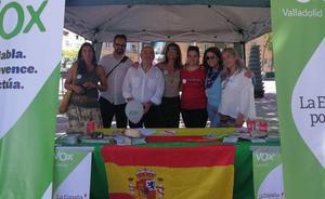 Vox elegirá a sus candidatos en Valladolid mediante primarias