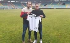 Asdrúbal llega al Salamanca CF UDS con humildad «y ganas de aportar al equipo»