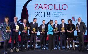 Las bodegas de Castilla y León reciben cinco Zarcillo de Oro 2018