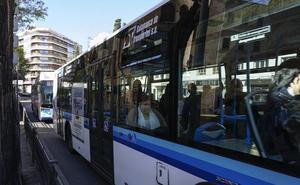 PP, PSOE, Cs y Ganemos formarán parte del grupo de trabajo del autobús