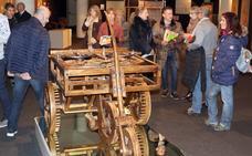 El Museo de la Ciencia acoge la exposición 'Las máquinas de Leonardo'