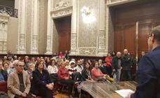 Pablo D'Ors trae a Palencia 'El estupor y la maravilla'