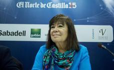 Cristina Narbona, en el Foro Económico de El Norte de Castilla
