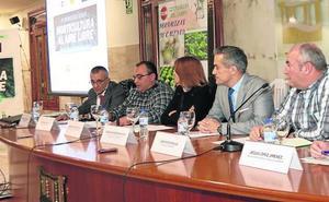 La producción sostenible, principal reto de la horticultura en la comarca de Cuéllar