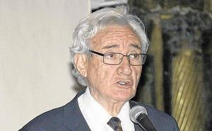 El periodista Luis del Olmo, Matahombres de Oro de las águedas de Zamarramala